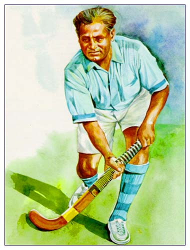 dhyanchand